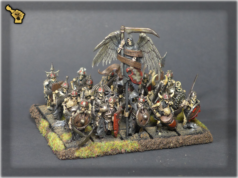 VC C skeleton warriors 20