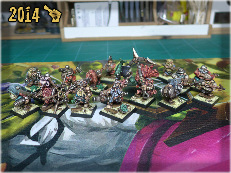 DTH warband