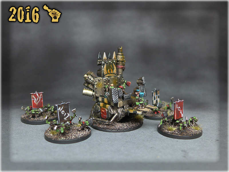 Epic Ork Rockwagon 2