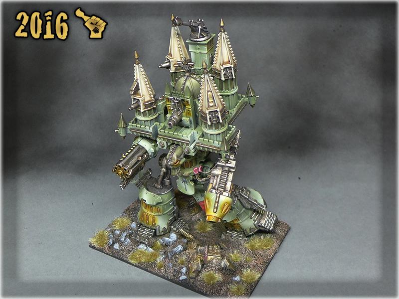 Epic Titan Imperator 1