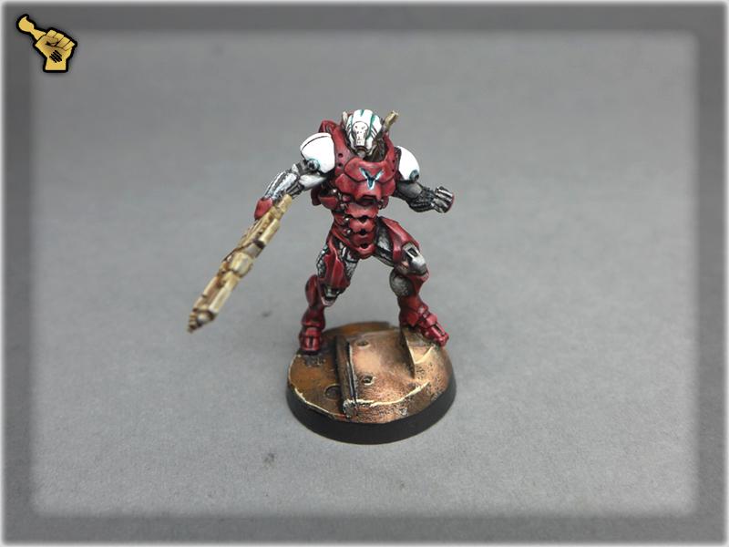 Infinity Nomad Mobile Brigada Leader 1