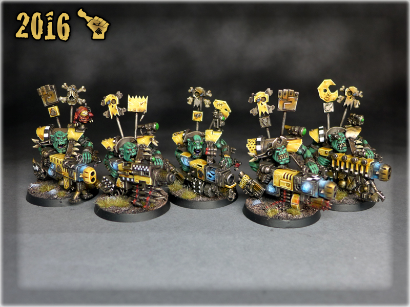 ORK FLASH GITZ x1