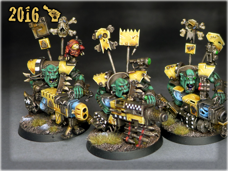 ORK FLASH GITZ x2