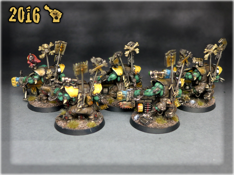 ORK FLASH GITZ x5