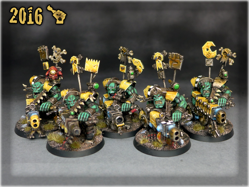 ORK FLASH GITZ x6