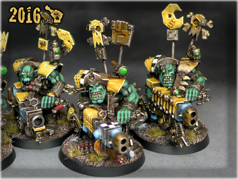 ORK FLASH GITZ x7