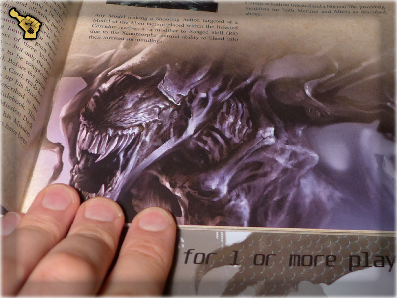 grafika alien 3