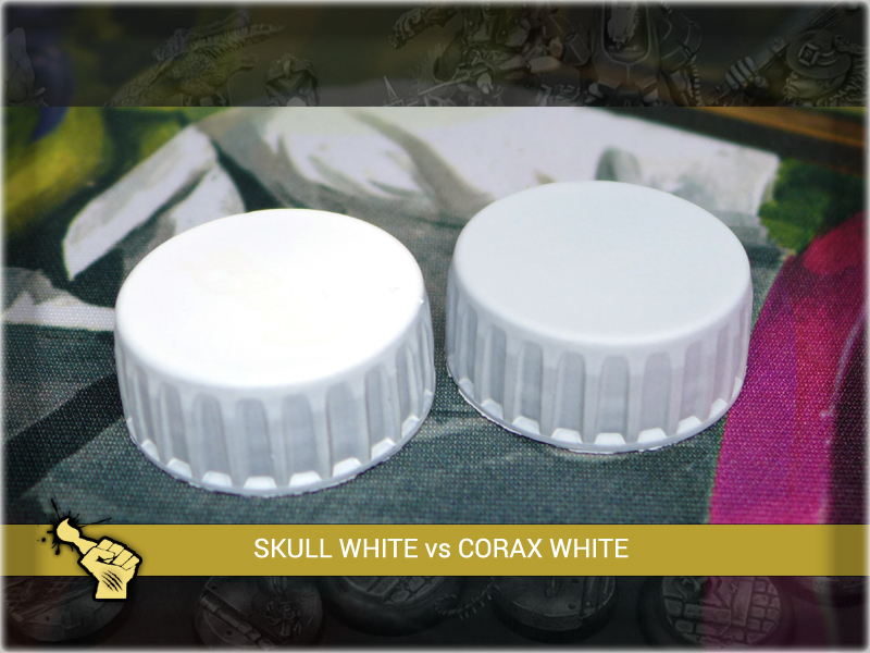 review corax white 4