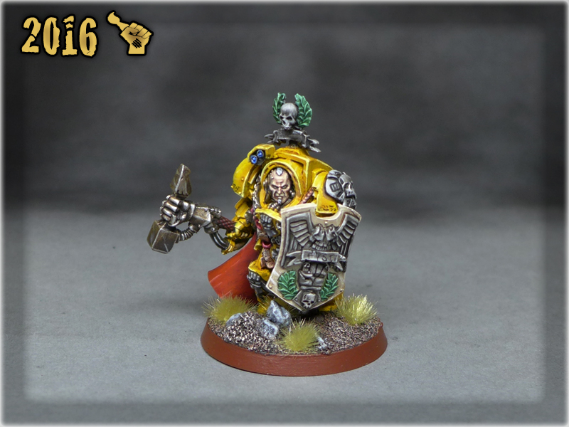 Imperial Fists Darnath Lysander 2