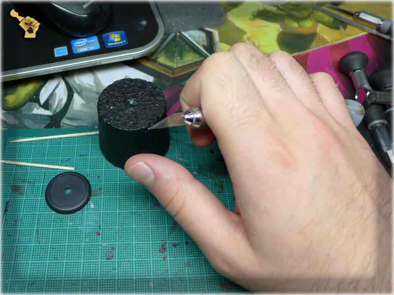 Removing Moldlines grip
