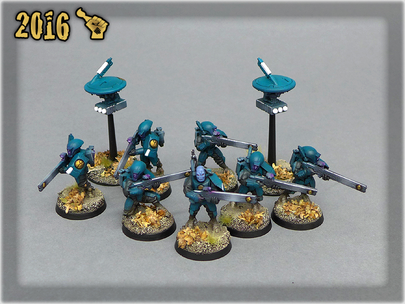 TAU Fire Warriors 2
