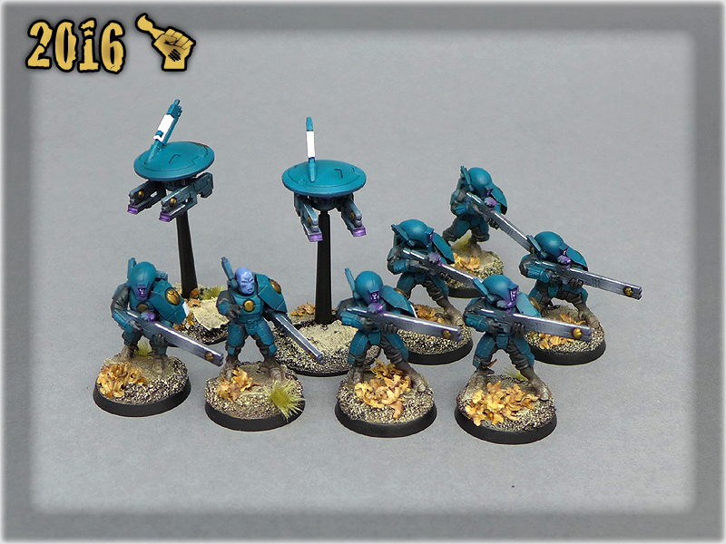 TAU Fire Warriors 3