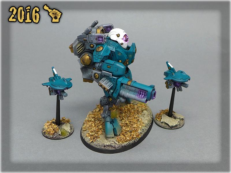 TAU Ghostkeel 10