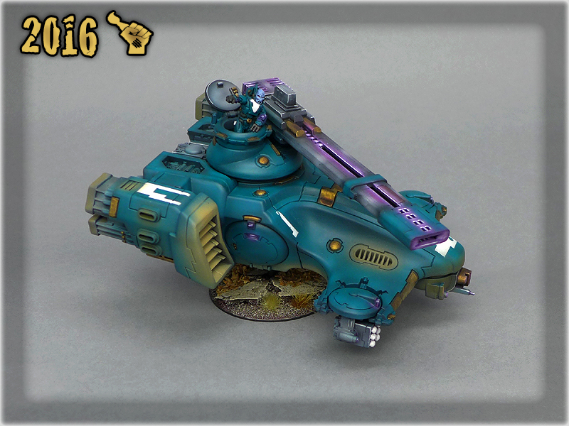 TAU Hammerhead 2