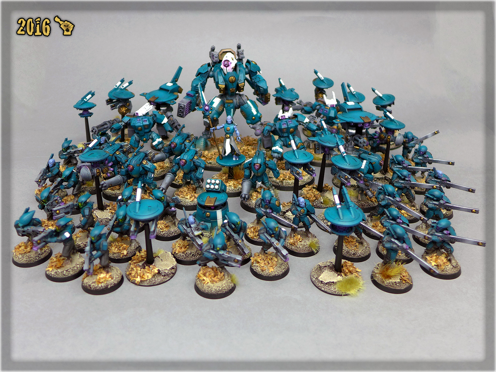 TAU SECOND WAVE 1