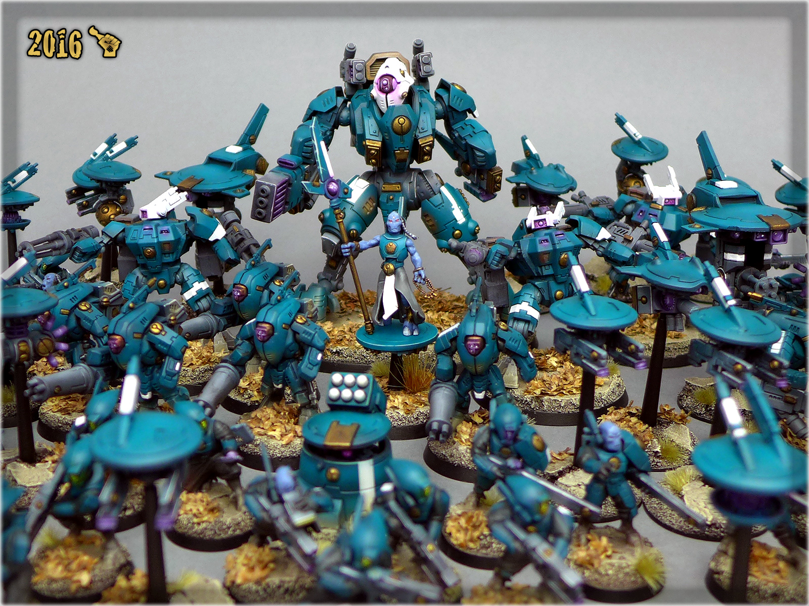 TAU SECOND WAVE 2
