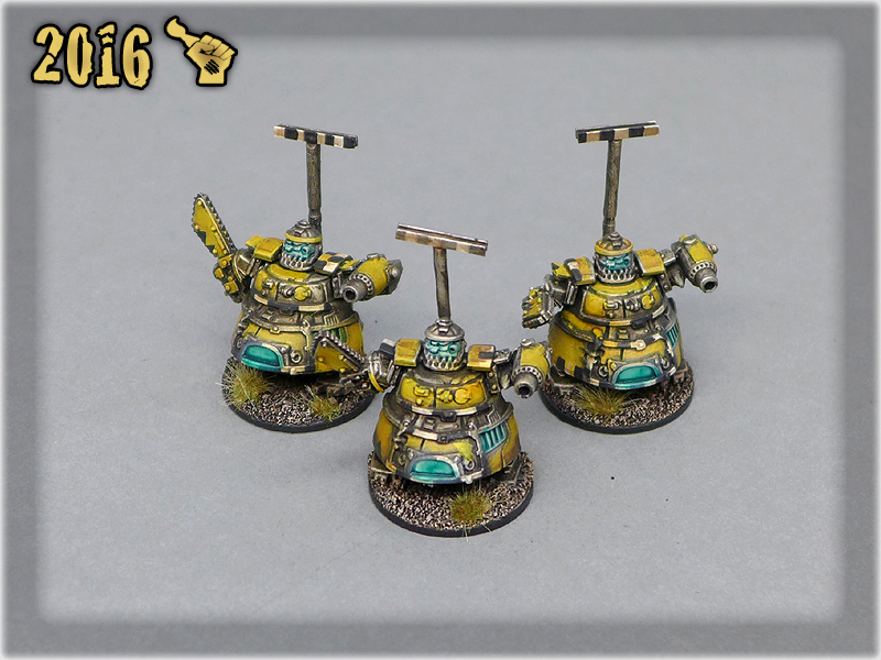 Ork Clans Bad Moonz Stompas