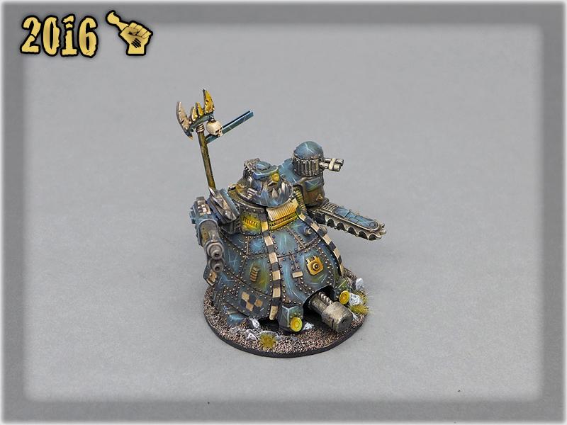 Ork Clans Deathskullz Slasha Gargant 2
