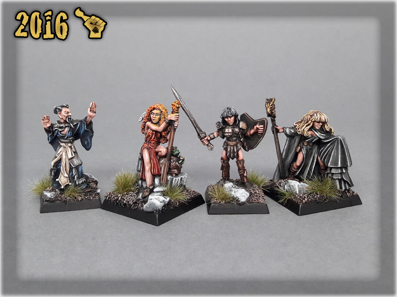 Dragonlance miniatures 1