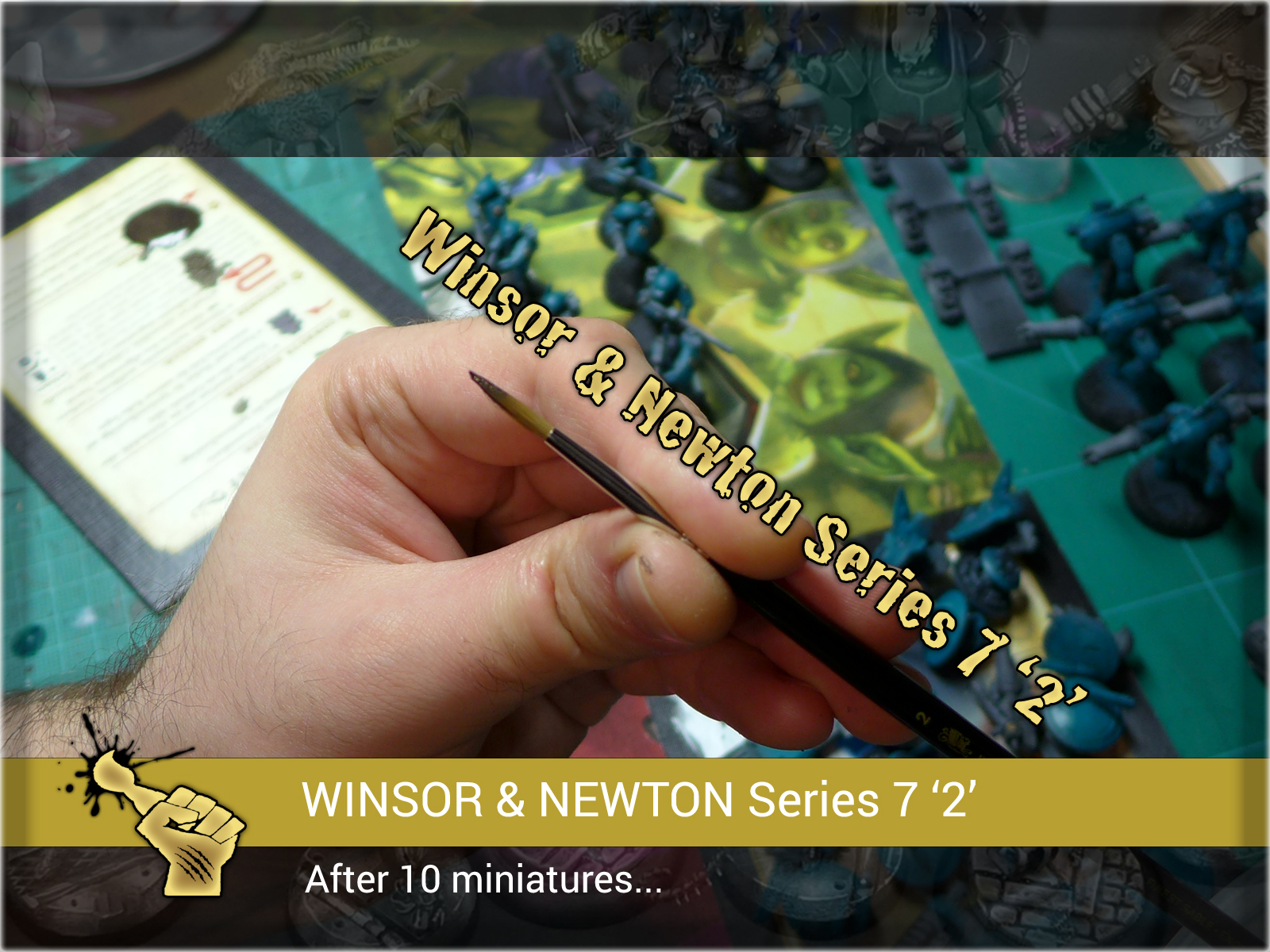 Winsor and Newton after 10