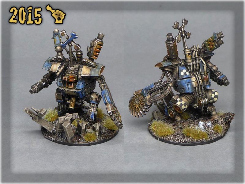 Epic Ork Crusher