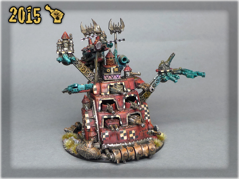 Epic Ork GG red x2