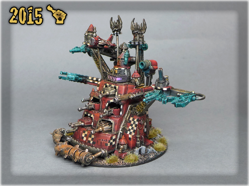 Epic Ork GG red x3