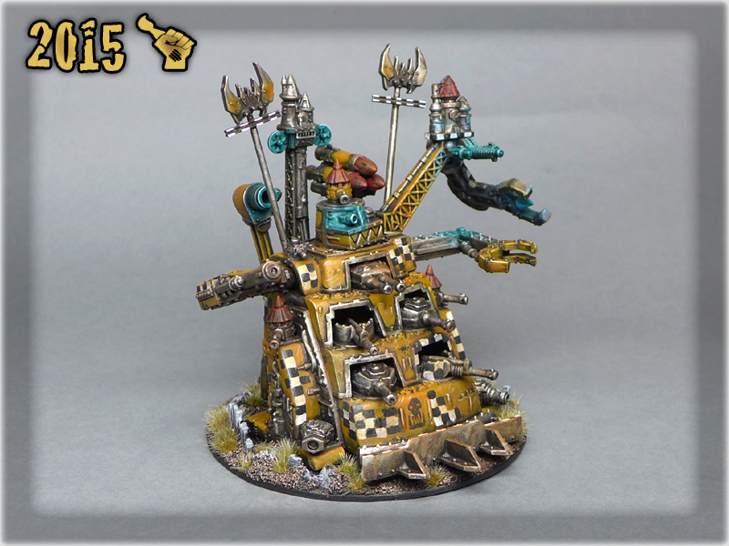 Epic Ork GG yellow x2