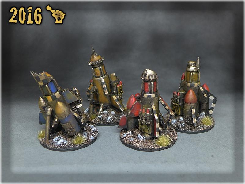 Epic Ork Rockets 3