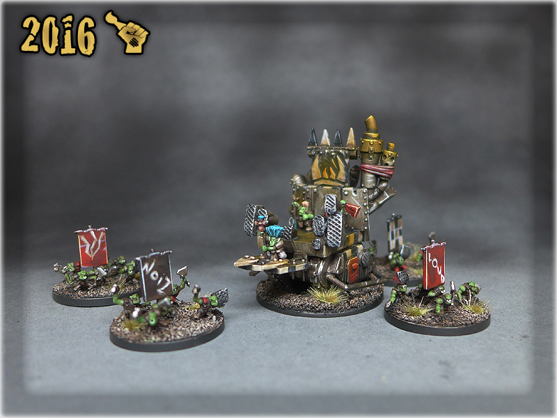 Epic Ork Rockwagon 3