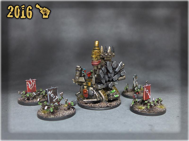 Epic Ork Rockwagon 4