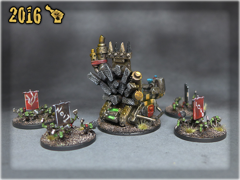 Epic Ork Rockwagon 5