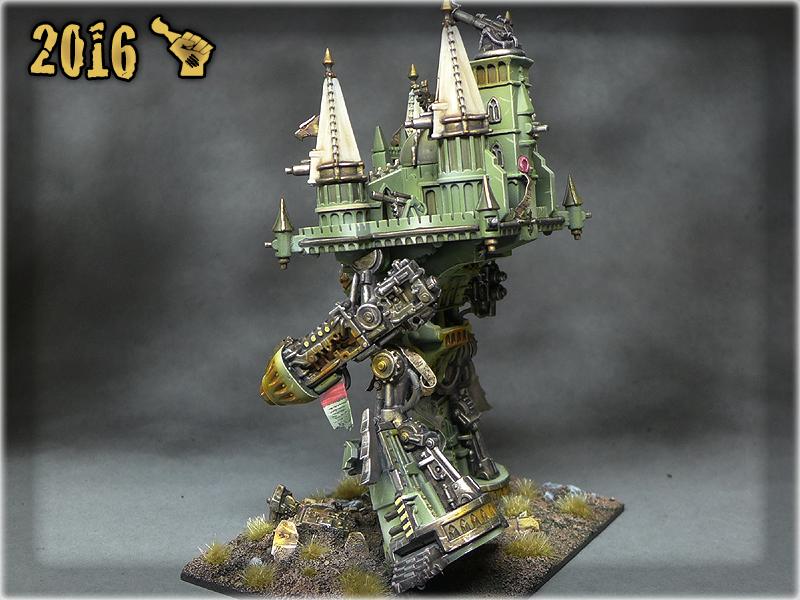 Epic Titan Imperator 2
