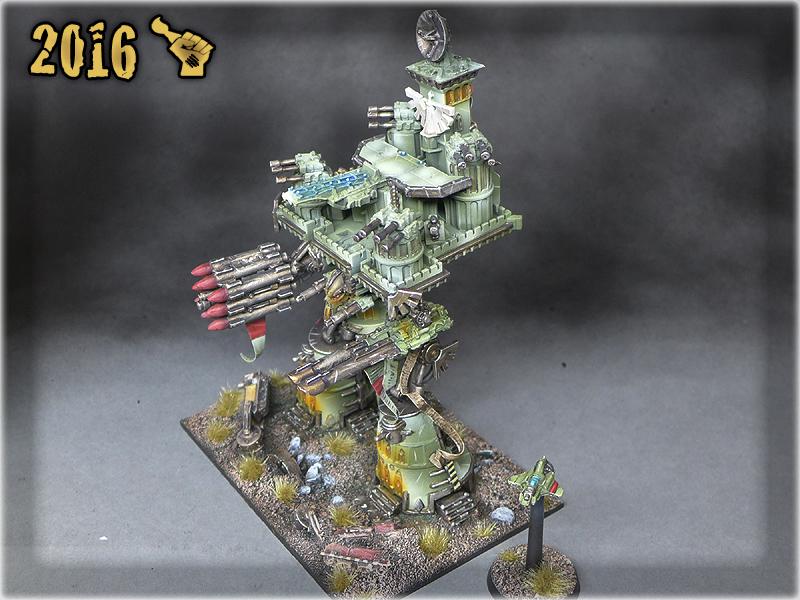 Epic Titan Warmonger 4