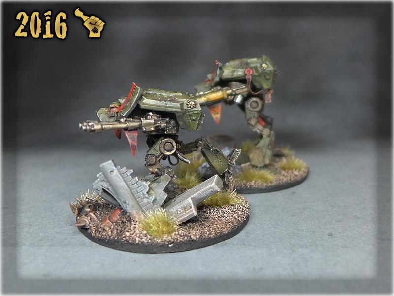 Epic Warhounds Swords 2