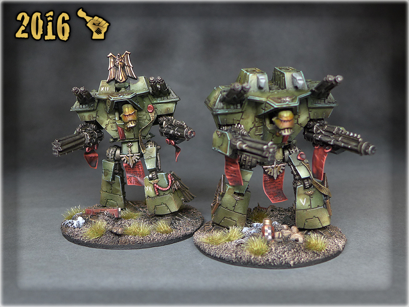Epic titan Legions Warlords 1