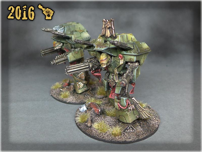 Epic titan Legions Warlords 3