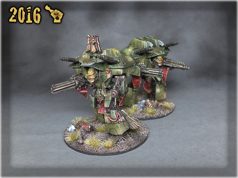 Epic titan Legions Warlords 5