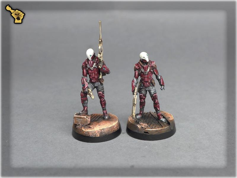 Infinity Nomad Intruders