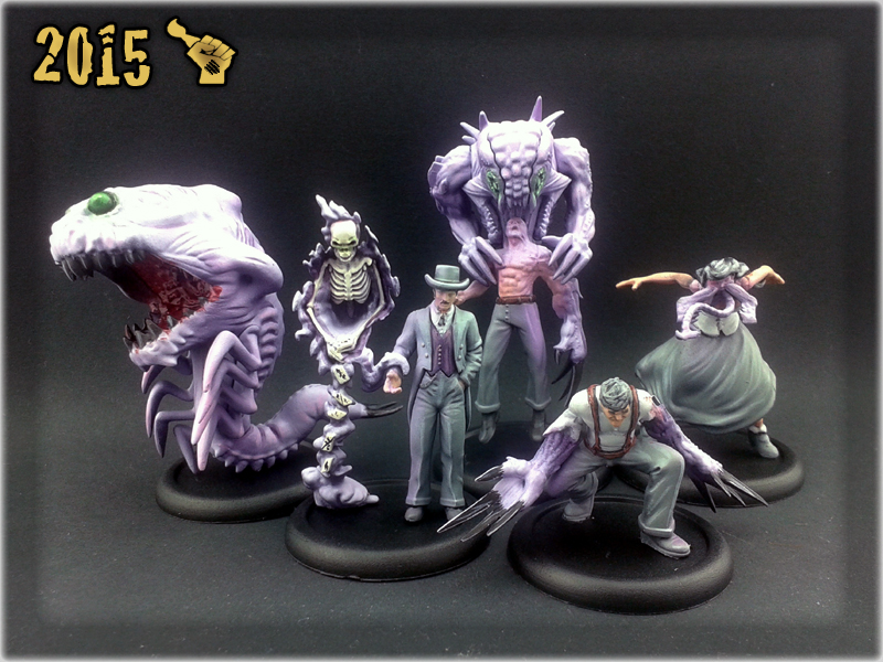 Malifaux Dark Debts 1