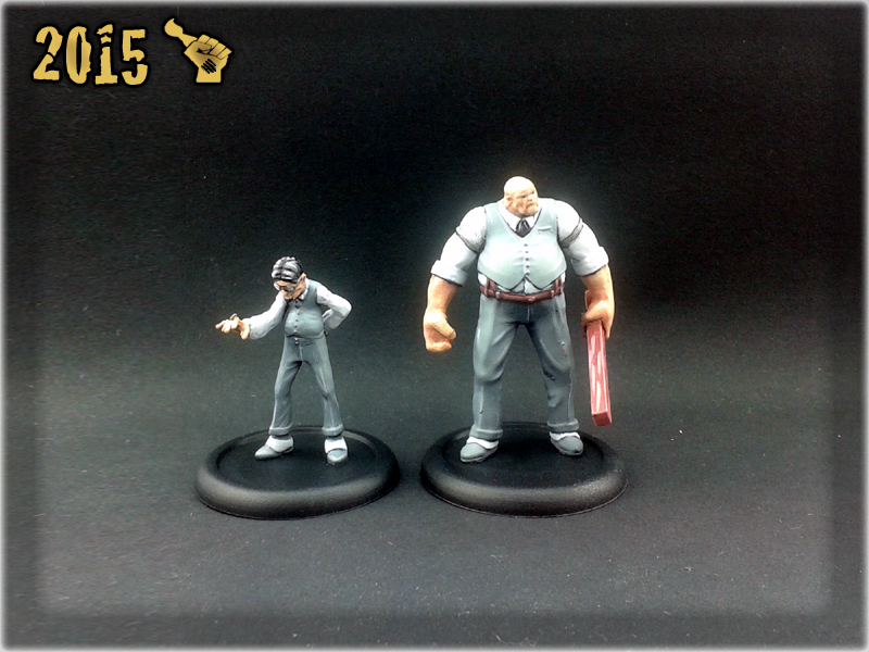Malifaux Dark Debts 2