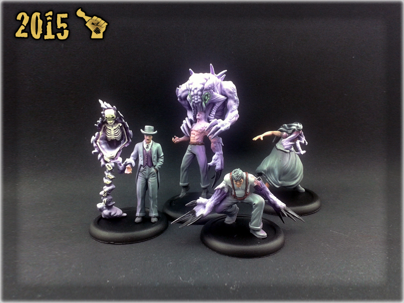 Malifaux Dark Debts 3