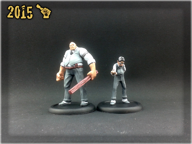 Malifaux Dark Debts 4