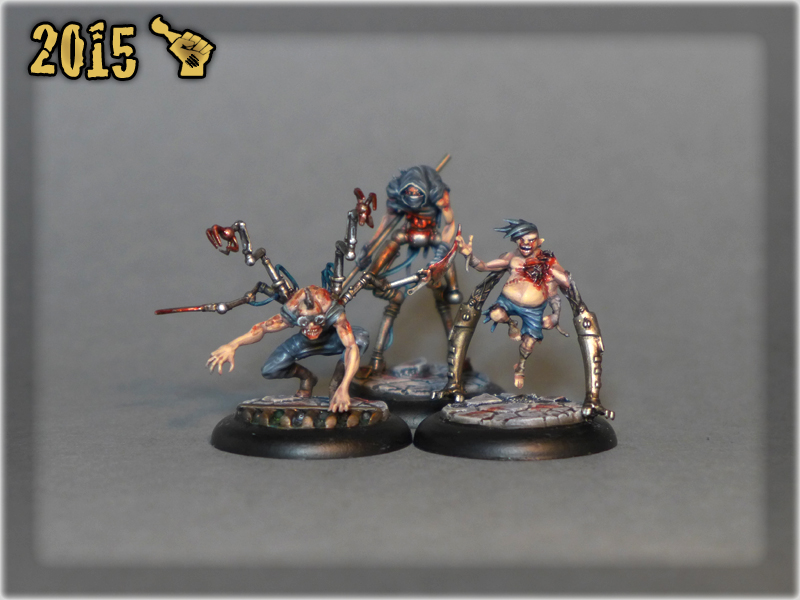 Malifaux Necropunks 1