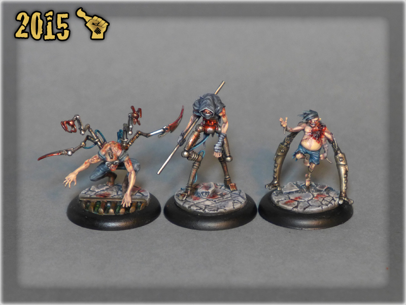 Malifaux Necropunks 2
