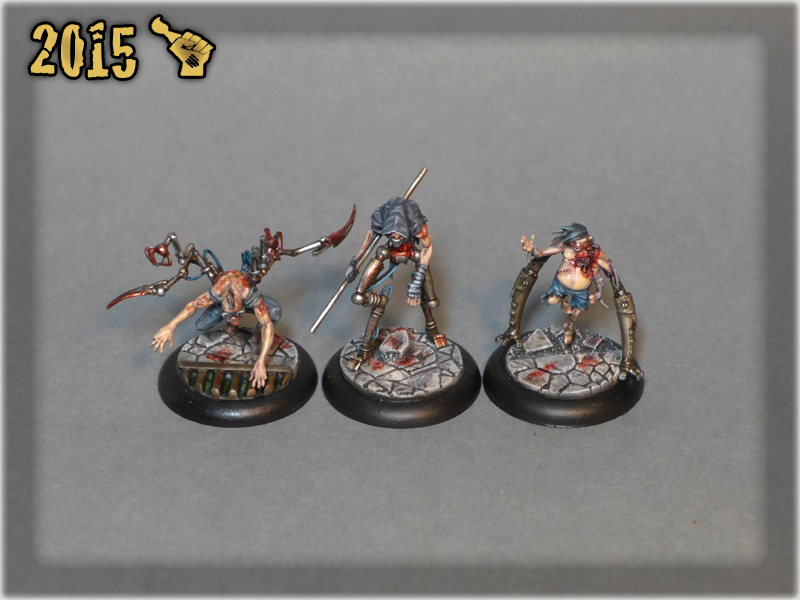 Malifaux Necropunks 3