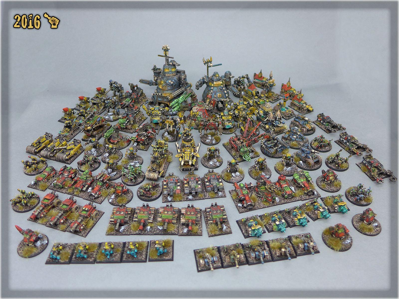 Ork Clans all