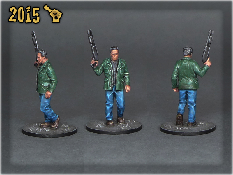Ter Gen Guardian Terminator shotgun