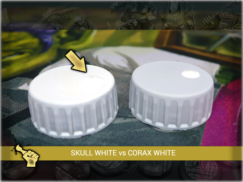 review corax white 5