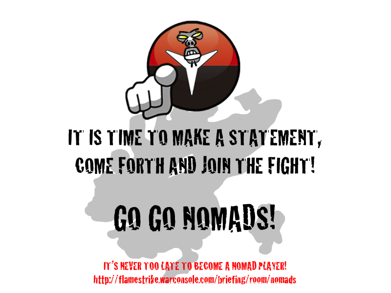 COME FORTH NOMADS